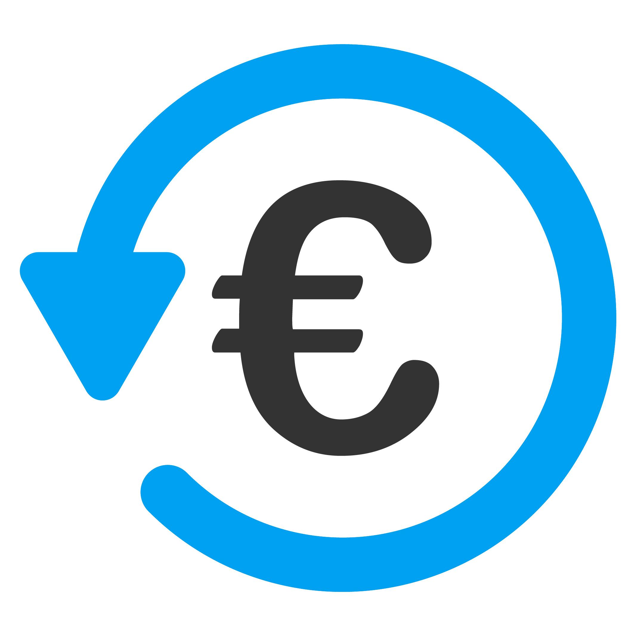 teruggave energiebelasting symbool